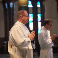 "2018 La Crosse Diocese Ordination 0100 • <a style=""font-size:0.8em;"" href=""http://www.flickr.com/photos/142603981@N05/42438035354/"" target=""_blank"">View on Flickr</a>"