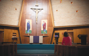 """""""We've been offering the anointing Mass for at least seven years,"""" says Mary. """"The people who come are so faithful. I am so struck by their great, strong faith."""""""