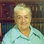 Ludmilla Benish played the organ at St. Wenceslaus Parish for 65 years.