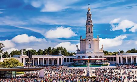 May 13th Celebration Mary Fatima Portugal