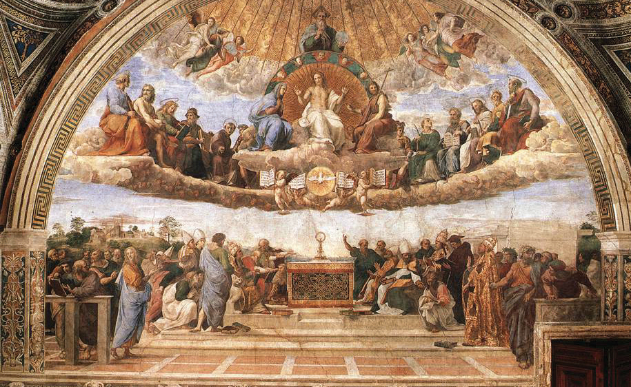 What is the Communion of Saints? | Catholic Life - The Roman ...