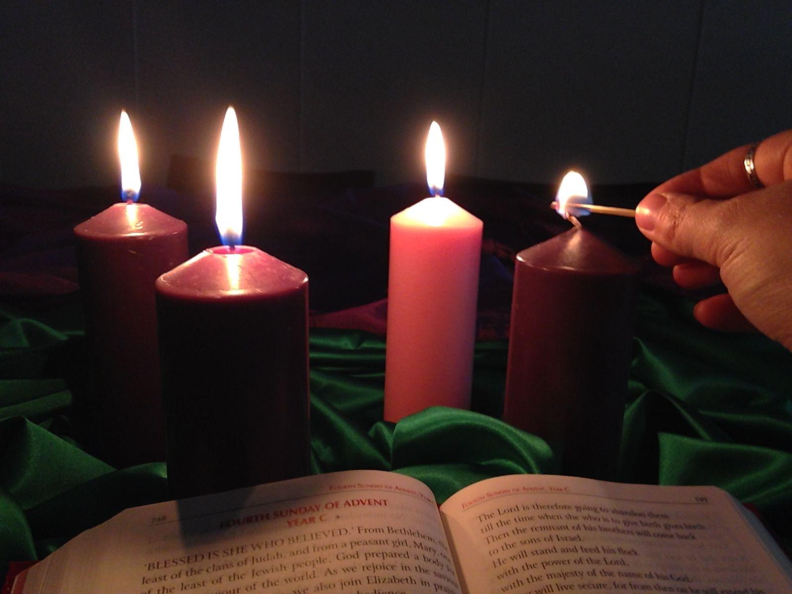 advent jesus is coming catholic life the roman catholic