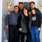 A Strong Family Foundation  Built Upon Faith, Hope, and Love