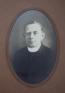 Fr. Toeller, second pastor